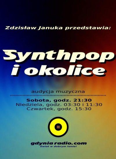 Gdynia Radio - Synthpop i okolice - 2018 -2- Zdzislaw Januka