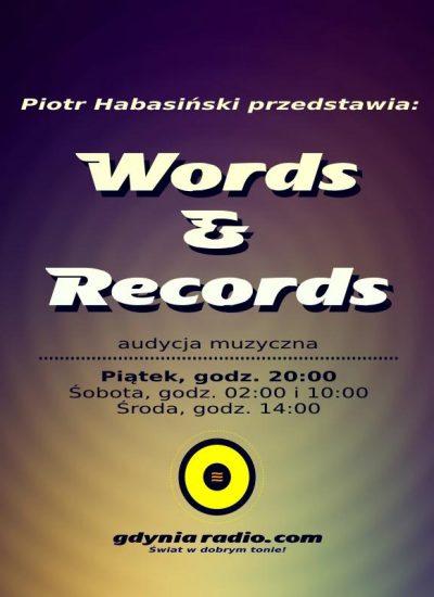 Gdynia Radio - Words & Records - 2018 -2- Piotr Habasinsk