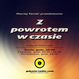 Gdynia Radio - Z powrotem w czasie - 2018 -2- Maciej Farski