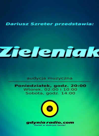 Gdynia Radio - Zieleniak - 2018 -3- Dariusz Szreter