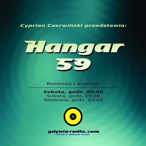 Gdynia Radio - Hangar 59 - 2018 -2- audycje