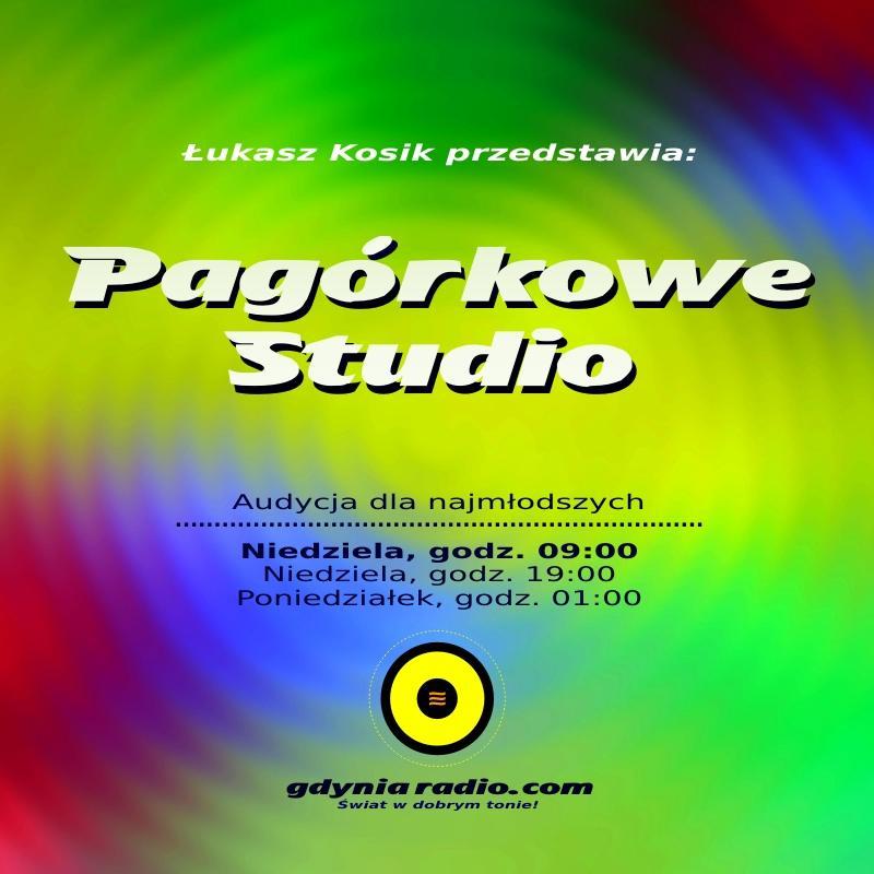 Gdynia Radio - Pagorkowe Studio - 2018 -3- Lukasz Kosik