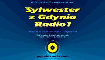 Gdynia Radio - Sylwester z Gdynia Radio 2019-2020 poziomo a