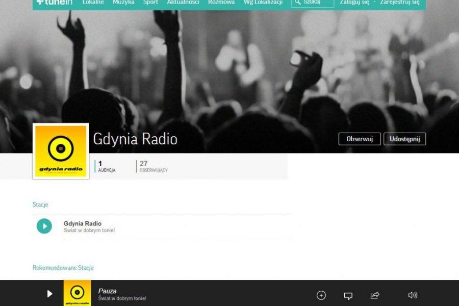 Gdynia Radio na tunein 2017-06-02 DBWBbrIW0AEgweO
