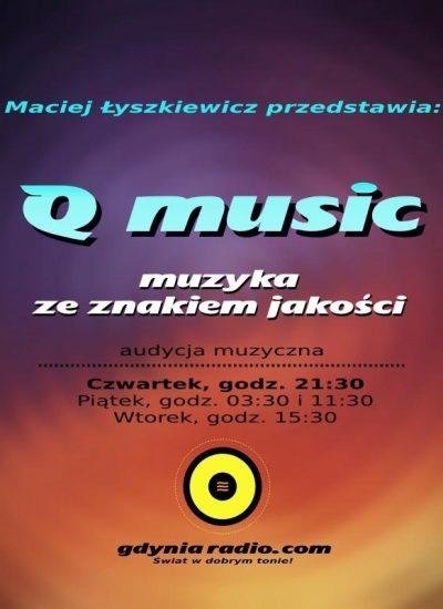 Gdynia Radio - Q music - 2019 - Maciej Lyszkiewicz (2a)
