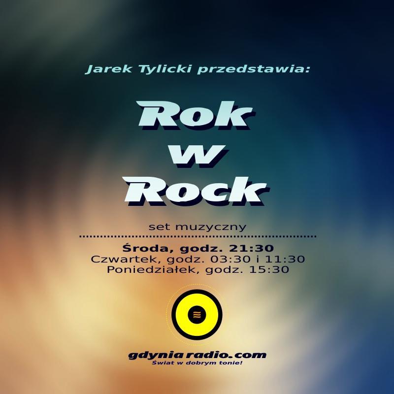 Gdynia Radio - Rok w Rock - 2018 -2- Jarek Tylicki