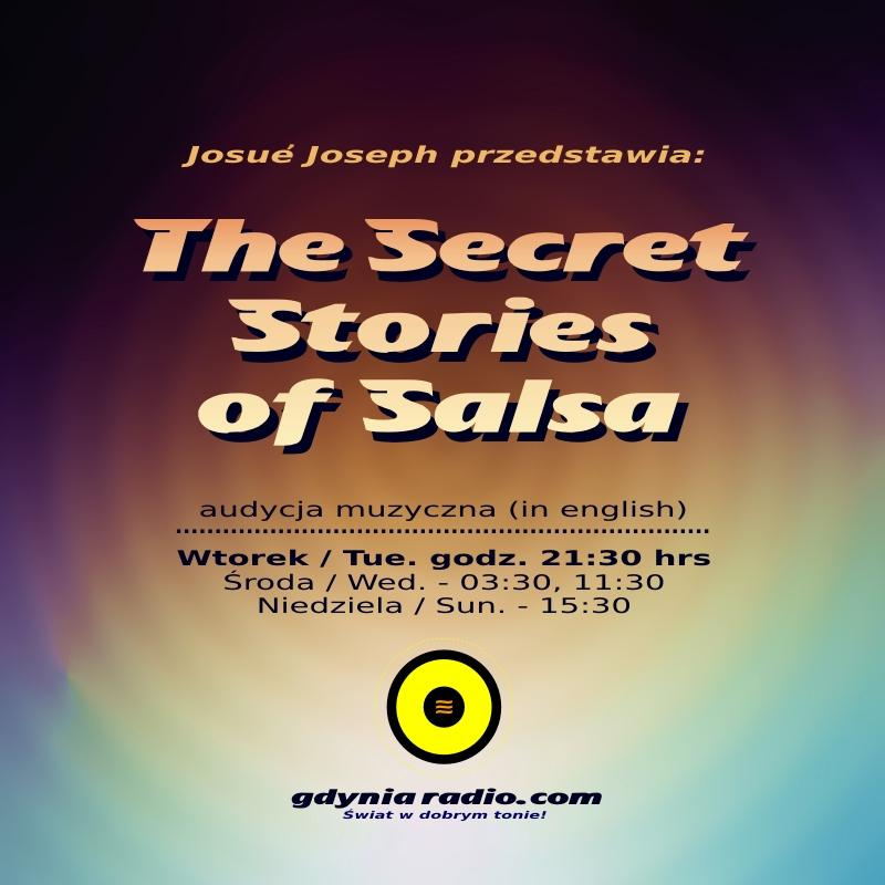 Gdynia Radio - The Secret stories of Salsa - 2019 -2- Josue Joseph (2)