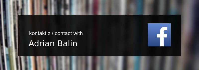 baner Adrian Balin - 800x282