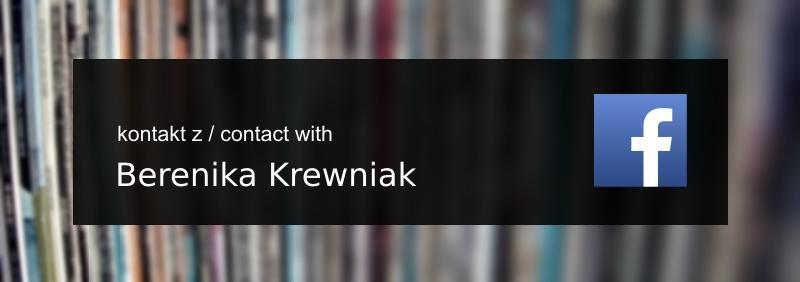 baner Berenika Krewniak - 800x282