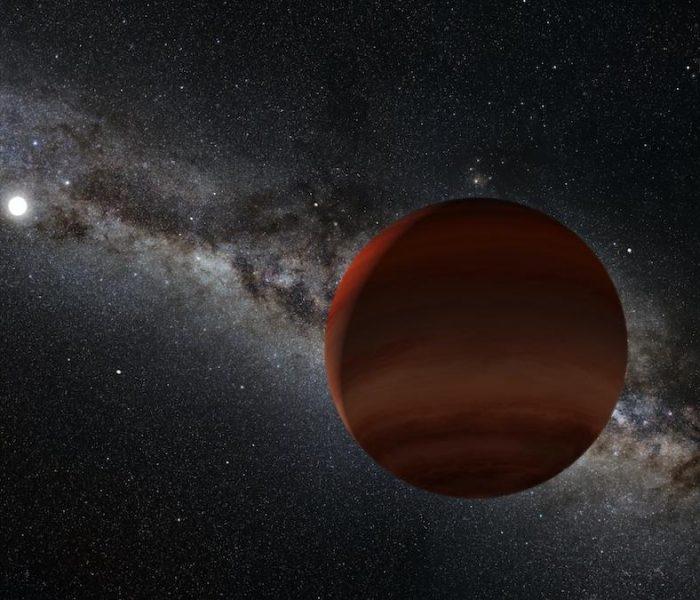 samotna planeta a
