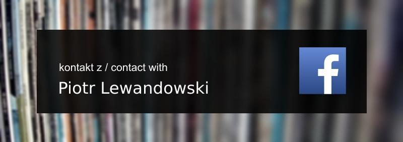 baner Piotr Lewandowski - 800x282