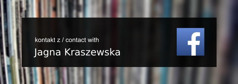 baner Jagna Kraszewska - 800x282